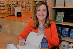 Book Signing event at Barnes & Noble